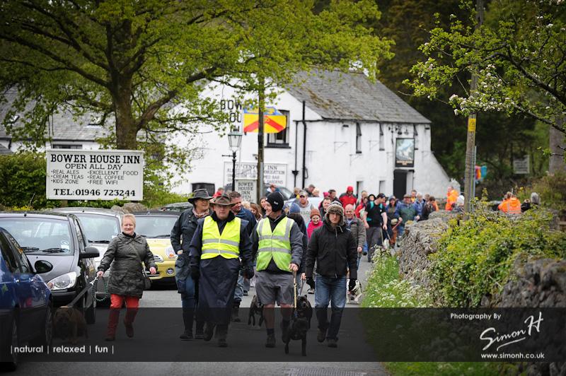 Stockport Pet Photographer - NSBTR Big Weekend 2012 - Bower House Inn, Eskdale, Cumbria