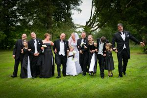 Fun Wedding Photography, Peover Golf Club, Knutsford, Cheshire