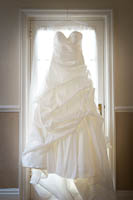 Wilmslow Wedding Photographer - Wedding Dress Photograph