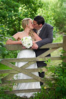 Cheshire Wedding Photographer - Bride & Groom Wedding Photograph