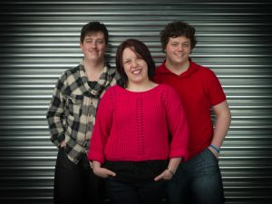 Trafford Family Portrait Studio Photography
