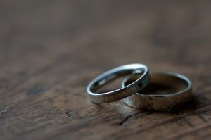 Wedding Rings, Bowden, Cheshire