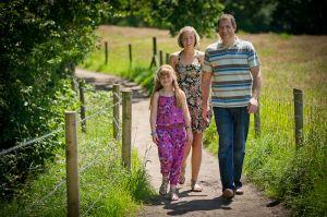 Family Portrait Photography, Alderley Edge, Cheshire