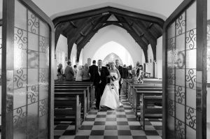 Church Wedding Photography, Bollington, Cheshire