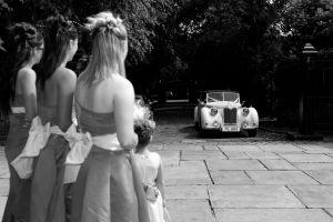 Church Wedding Photography, Bowden, Cheshire