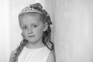 Bridesmaid Wedding Photography, Nantwich, Cheshire