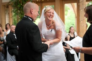 Civil Wedding Ceremony, Peover Golf Club, Knutsford, Cheshire