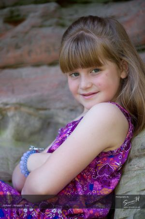 Outdoor Childrens Portraits