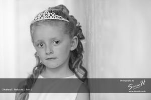 Bridesmaid Portraits Peover Golf Club Wedding