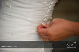 Bridal Preparations Peover Golf Club Wedding