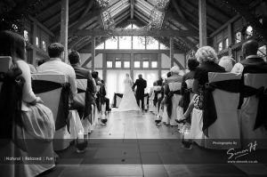 Peover Golf Club Wedding