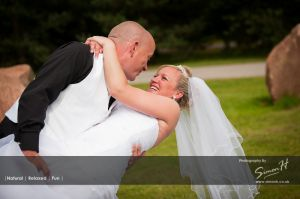 Relaxed Wedding Photography Peover Golf Club Wedding