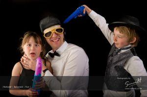 Fun Evening Photography Peover Golf Club Wedding