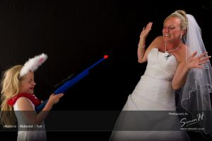 Fun Evening Photography Peover Golf Club Wedding