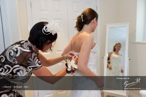 Bolton School Wedding Photography Bridal Preparations