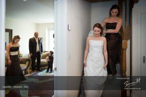 Bolton School Wedding Photography Bridal Preparations