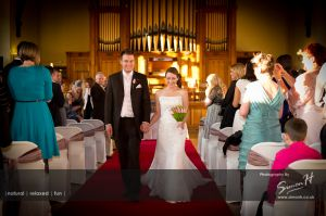 Bolton School Wedding Photography Ceremony