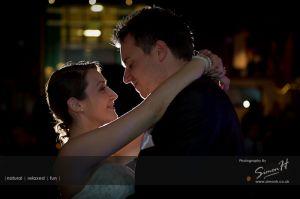 Bolton School Wedding Photography First Dance