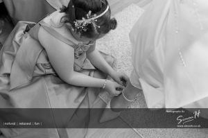 Cheshire Wedding Photography - Bridal Preparations