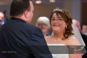 Cheshire Wedding Photography - The Vows