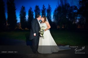 Cheshire Wedding Photography - Bride & Groom