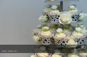 Cheshire Wedding Photography - Wedding Cup Cakes