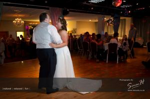 Cheshire Wedding Photography - First Dance