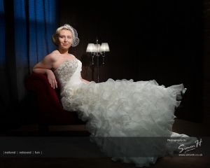 Wilmslow Wedding Photographer - Bridal Portrait